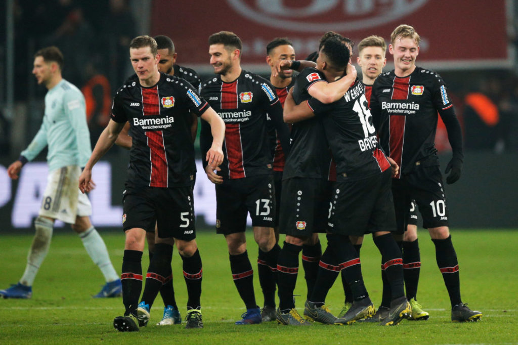 Bayer Leverkusen revanchierte sich gegen den FC Bayern München für zwei Heimniederlagen in der letzten BL-Saison und im Pokal-Halbfinale.
