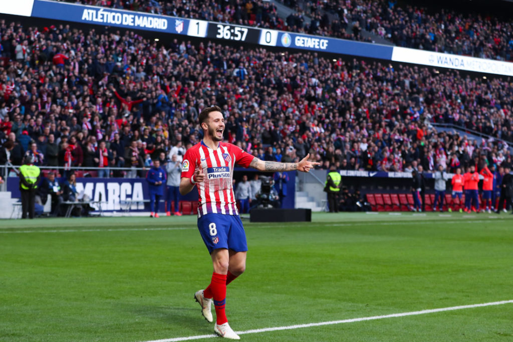 Saul Niguez should replace Paul Pogba at Manchester United