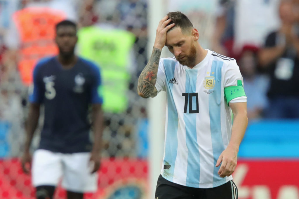 Sehen wir Lionel Messi noch einmal bei einer WM? (