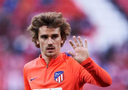 "Antoine Griezmann sagt Atlético Madrid trotz Vertragsverlängerung 2018 doch noch ,,Adios""!"