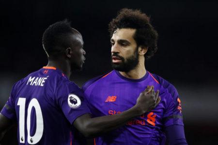 Liverpool in der Premier League und der Champions League
