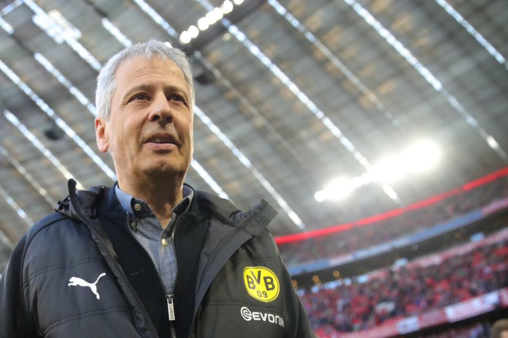 Lucien Favre erlebte in München seine bitterste Stunde als Trainer von Borussia Dortmund.