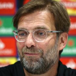 Jürgen Klopp, hier am 8. April 2019 vor dem CL-Viertelfinale gegen den FC Porto (2:0), gibt auch auf Pressekonferenzen immer wieder den Mahner.