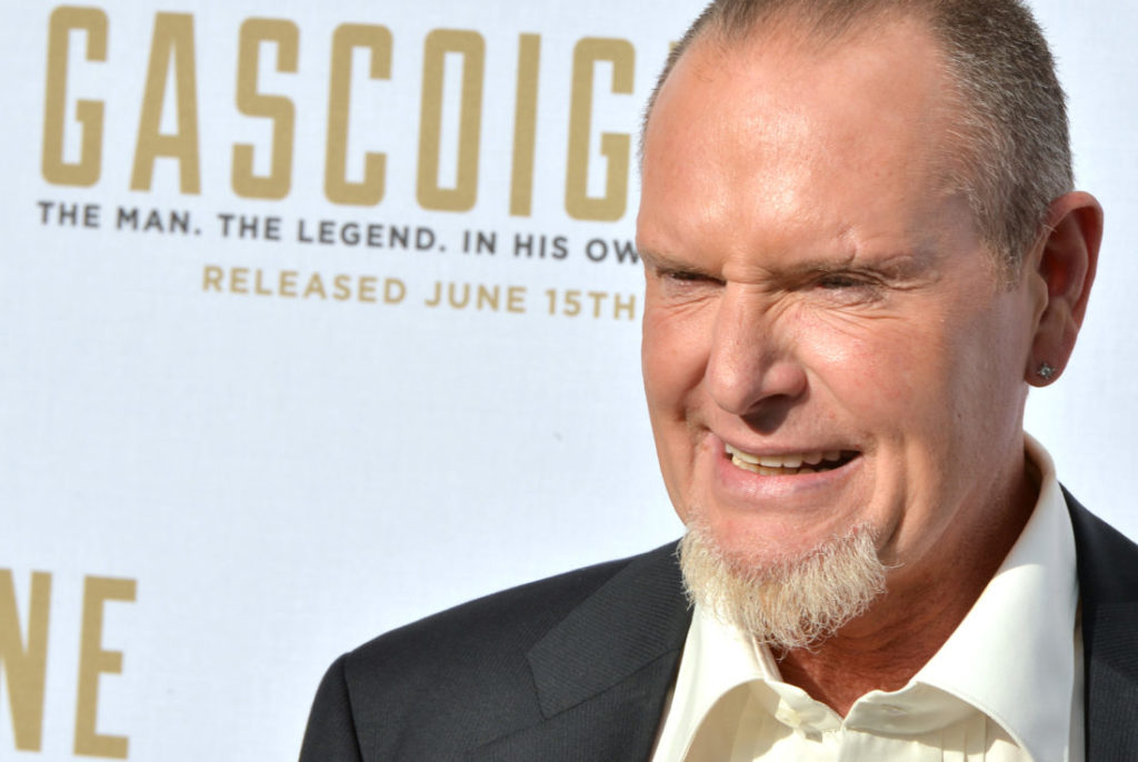 """LONDON, ENGLAND - JUNE 08: Paul Gascoigne attends the Premiere of """"Gascoigne"""" at Ritzy Brixton on June 8, 2015 in London, England."""