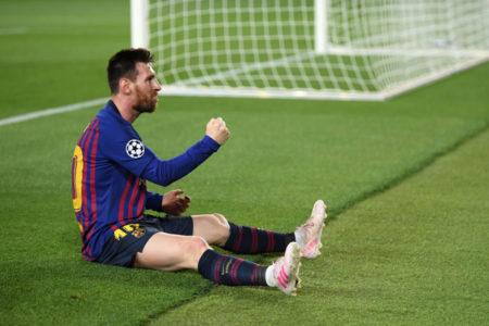 Barcelona Champions League