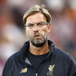 Jürgen Klopp nach dem Spiel gegen Crystal Palace am 20. August 2018.