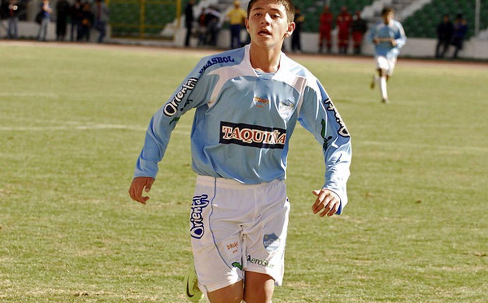 Mauricio Baldivieso ist der jüngste Spieler mit einem Debüt im Profi-Fußball. Erfolgreich war er bisher nicht.