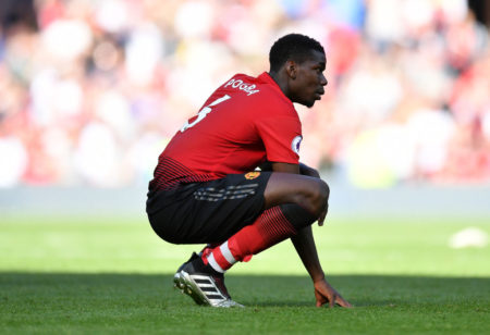 Paul Pogba is expected to be back for Arsenal Vs Manchester United clash