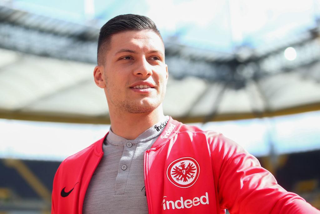 Luka Jovic wird Eintracht Frankfurt aller Voraussicht nach verlassen.