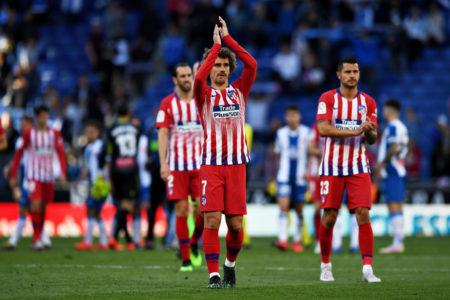 Antoine Griezmann wird Atlético Madrid definitiv verlassen.