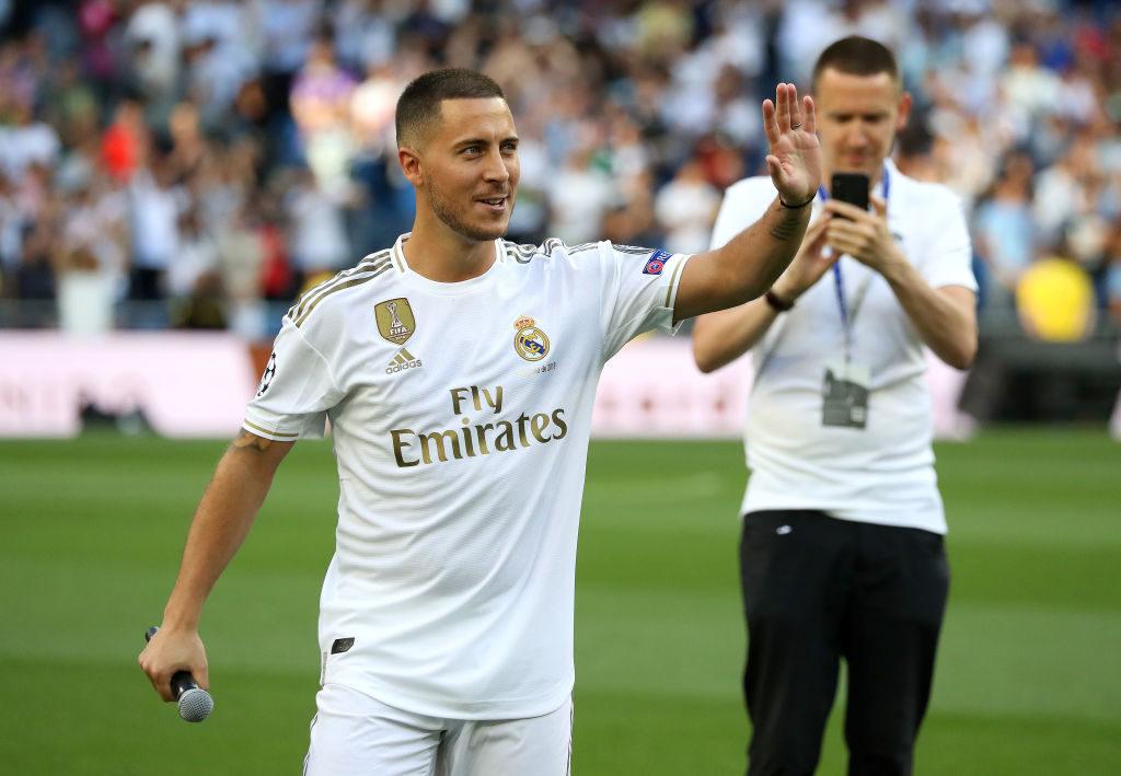 Eden Hazard ist der prominenteste Sommer-Zugang von Real Madrid 2019