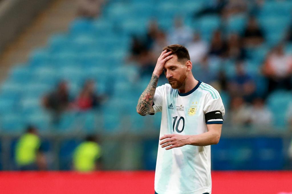 Auch an seinem 32. Geburtstag blieb Lionel Messi mit Argentiniens Nationalmannschaft nicht von Kritik verschont
