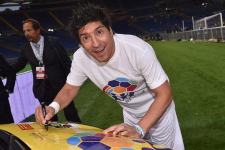 So sieht er heute aus: Chiles Fußball-Star Ivan Zamorano.
