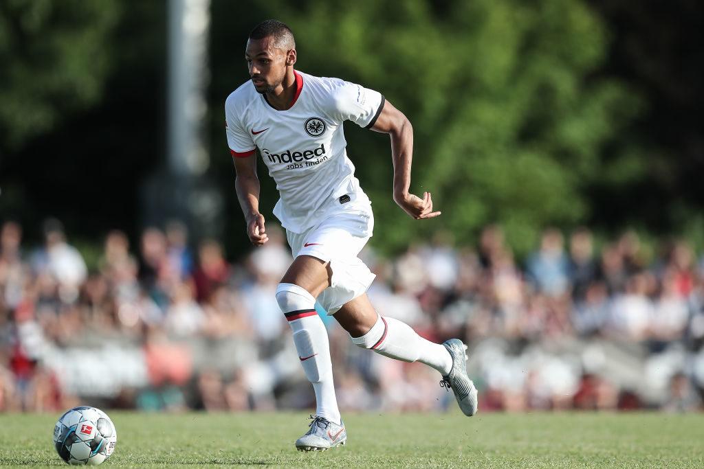 Djibril Sow ist neuer Rekord-Zugang bei Eintracht Frankfurt.