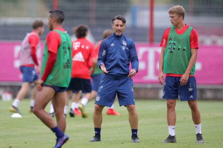 Bayern-Coach Niko Kovac gilt als exzellenter Kenner des kroatischen Fußballs.
