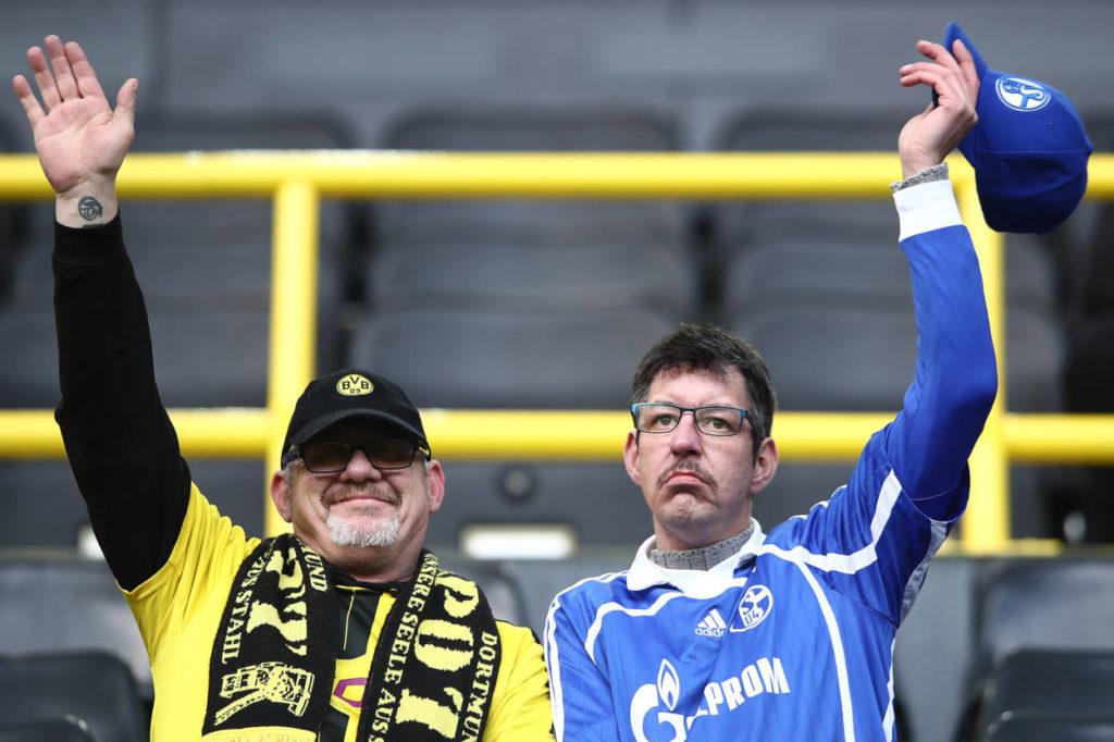 Die Mutter aller Fanfeindschaften in Deutschland ist noch gar nicht so alt.