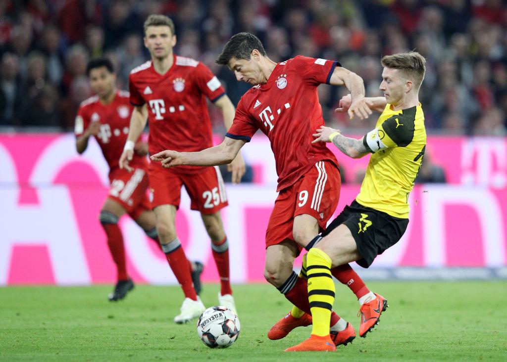 Lewandowski Berater Vs Reus Spitzen Gegen Den Fussballer Des Jahres Ligalive