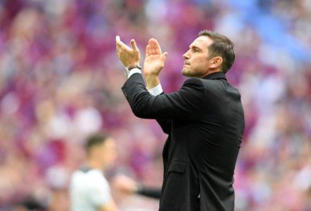 Frank Lampard ist seit Beginn der Saison 2019/2020 Trainer beim FC Chelsea