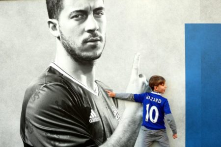 Eden Hazard is one of the best players in the world. And one of the most expensive ones.