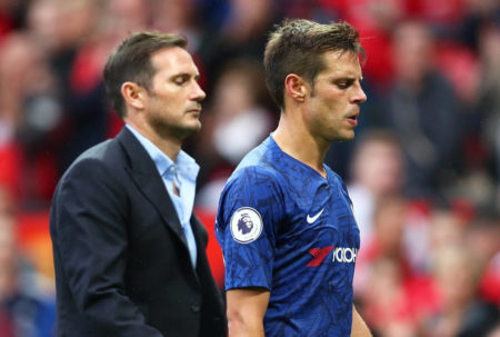 Frank Lampard questions VAR decision after Derby Win