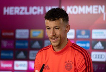 Perisic discussing his Bayern transfer