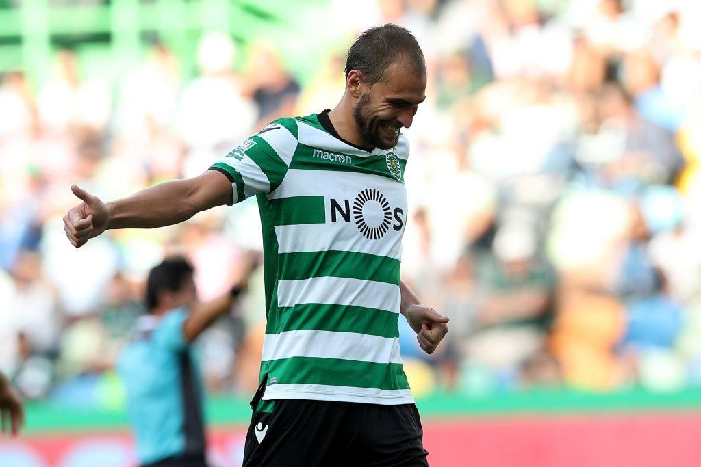 Bas Dost traf 2018/2019 in 22 Liga-Spielen in Portugal insgesamt 15-mal.