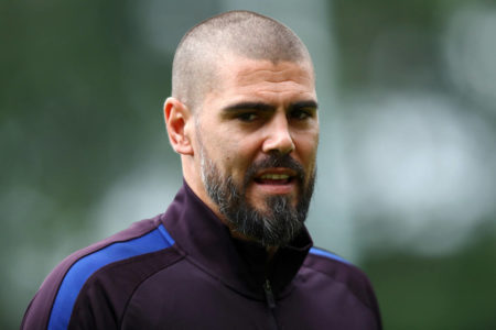 Victor Valdes, Manager / Head Coach of U19 FC Barcelona
