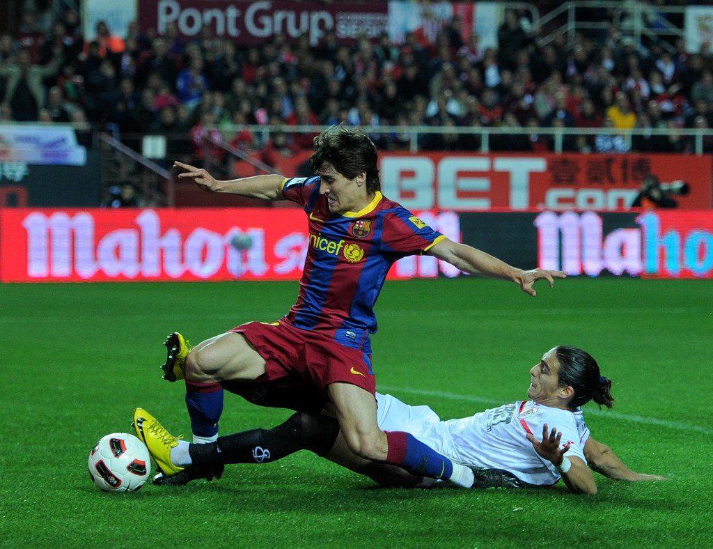 Der Verteidiger aus Uruguay kam vom FC Villareal.