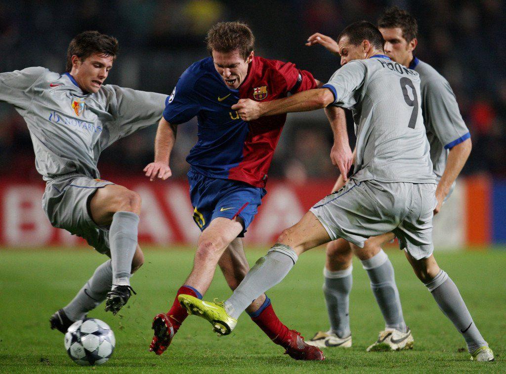 Barca war sein größter fußballerischer Fehler - Alexander Hleb.
