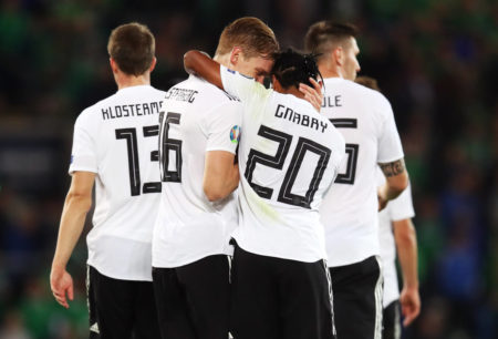 Germany vs Northern Ireland