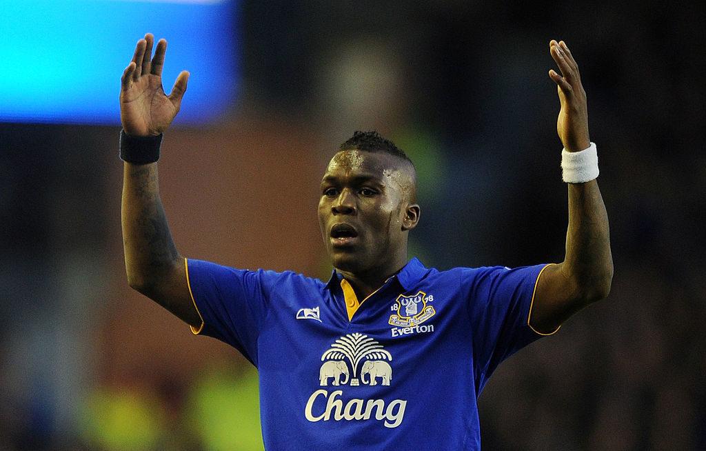 Royston Drenthe spielte nur auf Leihbasis beim FC Everton.