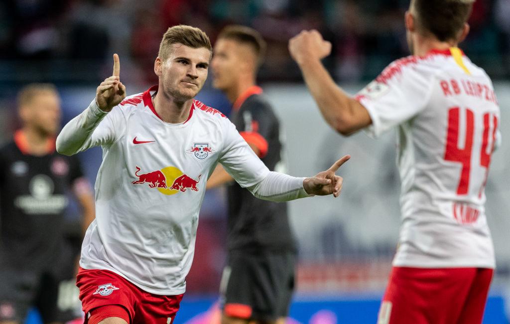 Timo Werner 1. FC Nürnberg