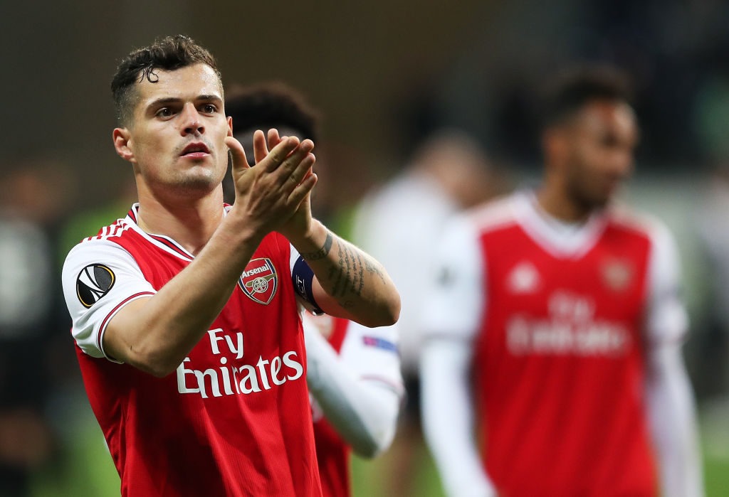 Agent of Arsenal midfielder claims his client will leave the club in January