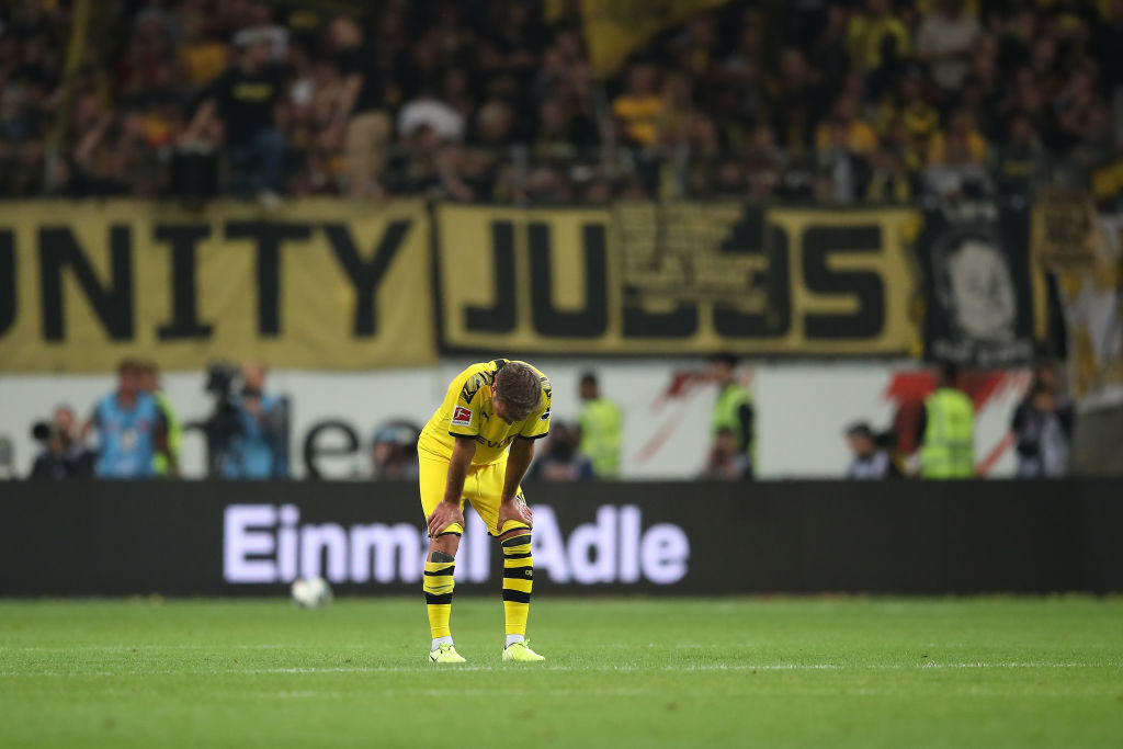 Wieder kein Sieg: an Borussia Dortmund und Mario Götze scheiden sich die Geister...