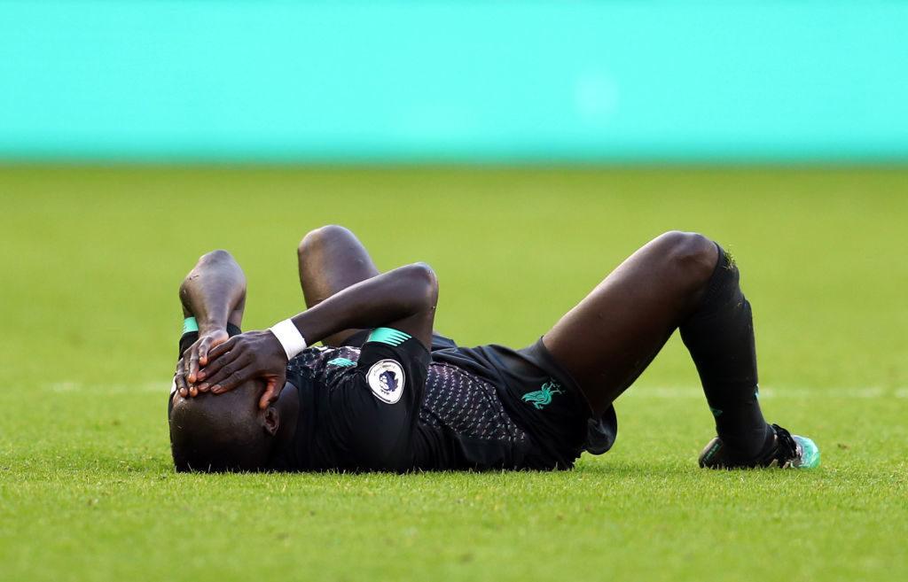 Sadio Mané kann es nicht fassen. Der senegalesische Stürmer verpasste in Sheffield die Entscheidung zugunsten des FC Liverpool....