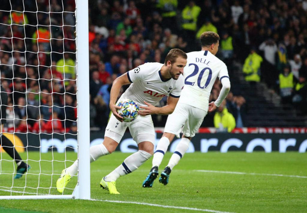 Harry Kane konnte nach dem 2:4 für Tottenham gegen den FC Bayern keine Wende mehr erzwingen...