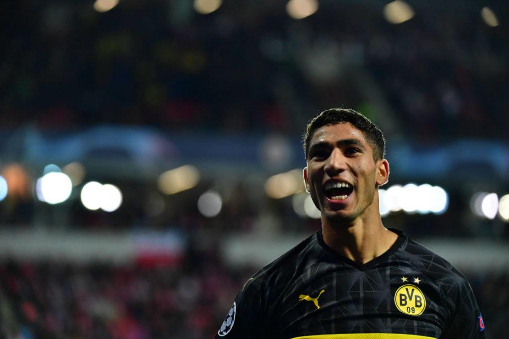 Jubelt Achraf Hakimi auch nach dem Sommer 2020 für Borussia Dortmund?