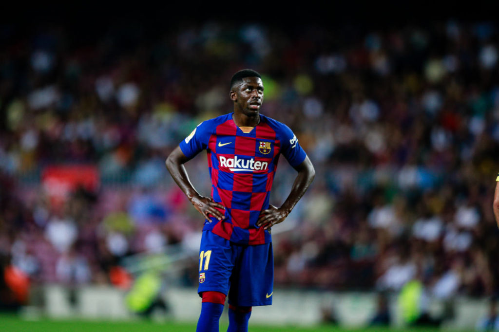 Barcelona set to put star up for sale