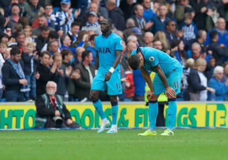 Tottenham Hotspur und Erik Lamela: Der totale Frust.