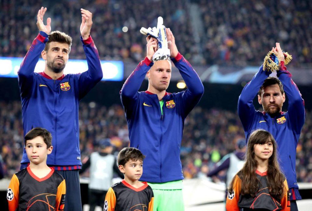 Barcelona occupy the top spot in Deloitte's Money League