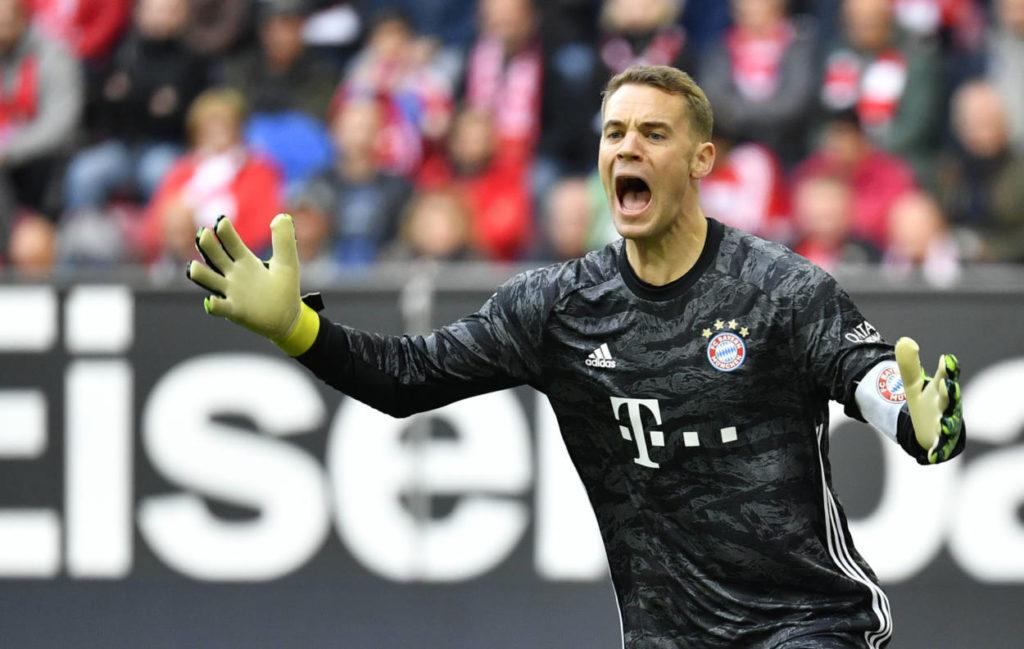 Manuel Neuer fand nach dem 2:2 des FC Bayern München beim FC Augsburg deutliche Worte...