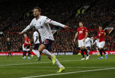 Liverpool midfielder Adam Lallana set for Southampton return