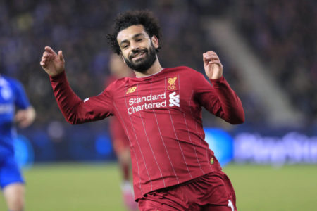 Mo Salah, FC Liverpool, Leeds United