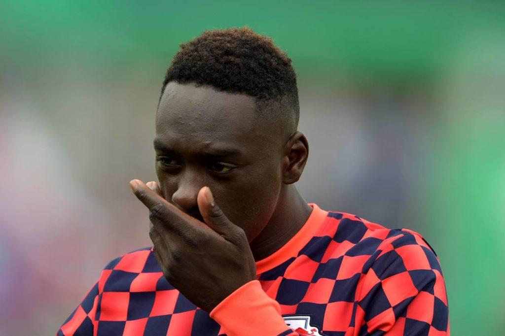 Leipzig-Leihgabe Jéan-Kevin Augustin kommt beim AS Monaco nicht zum Zug.