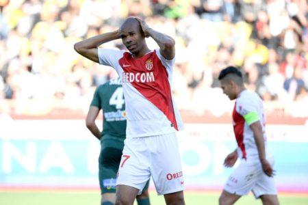 Der ehemalige Bundesliga-Profi Naldo spielt beim AS Monaco keine Rolle mehr.