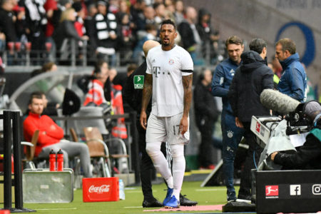 Arsenal facing competition from AC Milan for top transfer target Jerome Boateng