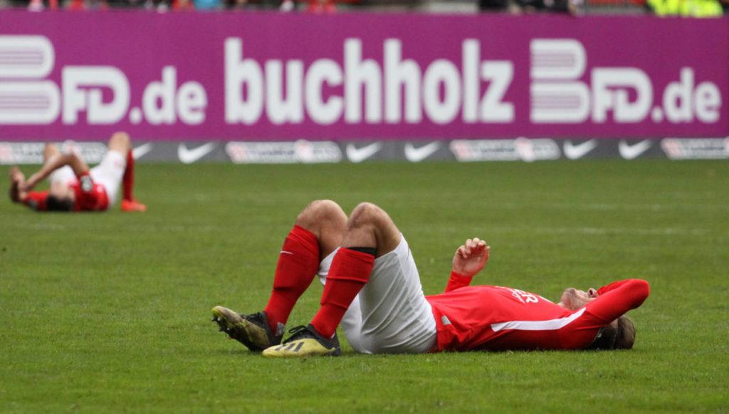 1. FC Kaiserslautern Trainerentlassung