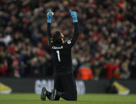 Alisson Liverpool Vater Tod