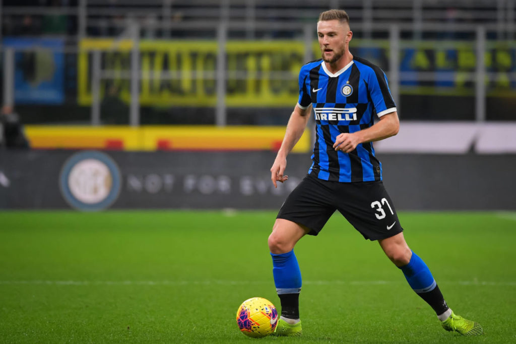 Milan Skriniar wants Tottenham move