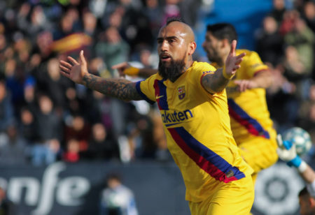 Barcelona midfielder Arturo Vidal warns Bayern Munich ahead of their UCL quarter-final clash in Lisbon, Portugal.